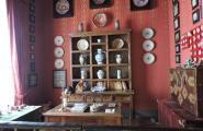 Кабинет мастера по азулехос - испанской керамической плитке. Толедо.