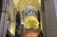 Центральный собор Севильи.
