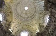 Купол собора. Севилья.