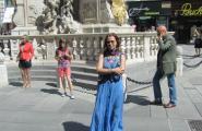 Чумная колонна в центре Вены