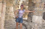 Около монастыря. о. Нисирос