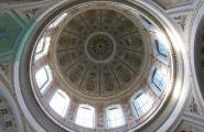Купол собора изнутри. Эстергом.