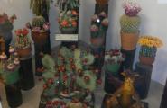 Марципановые кактусы