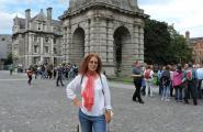 Площадь Тринити колледжа. Дублин