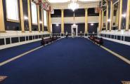 Зал Святого Патрика. Дублинский замок.