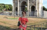 Окрестности Коллизея. Рим.