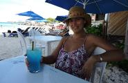 Релакс на пляже. Канкун