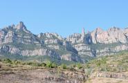 Горы Монтсеррат. Каталония